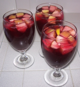 Sangria Glasses