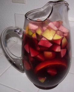 Sangria Pitcher 2